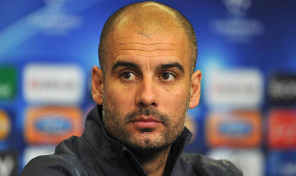 Pep Guardiola | Getty Images