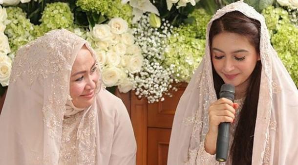 Wah! Pernikahan Nabila Syakieb Pakai Sunnah Nabi