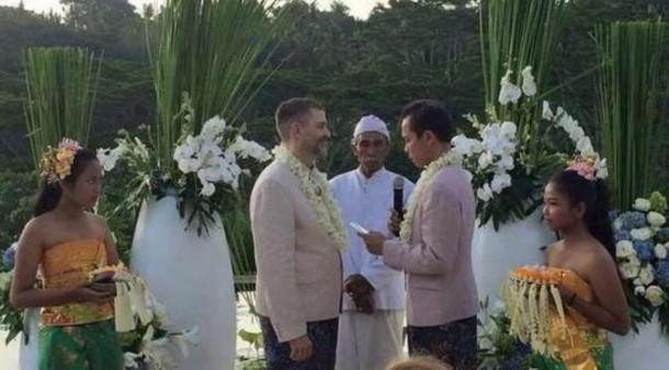 Astagfirullah!! Pernikahan Sesama Jenis Kembali Terjadi di Bali