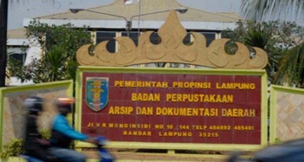 Perpustakaan dan Arsip Daerah Provinsi Lampung | ist
