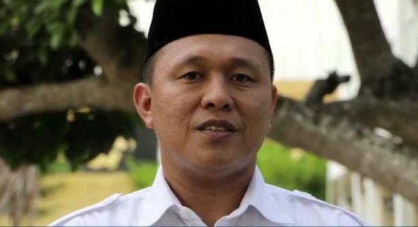 Calon bupati Lampung Tengah Mustafa | ist