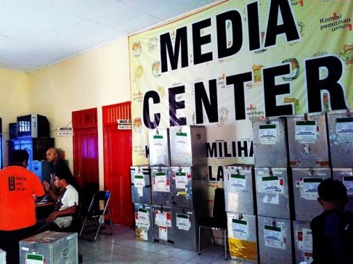 KPU Kabupaten Lampung Timur Akan Umumkan Hasil Pilkada Saat Pleno