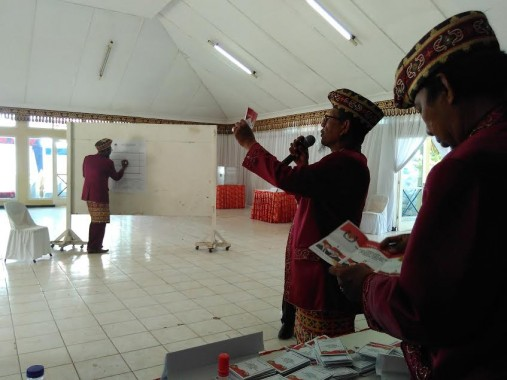 """Inilah 3 Bupati di Pilkada Lampung """"Keok"""" Versi Quick Count Rakata"""