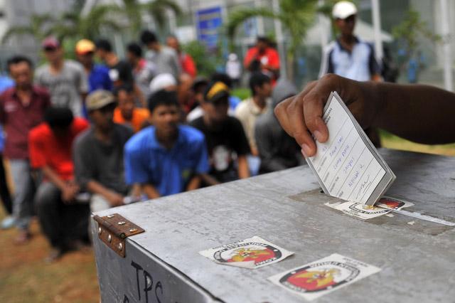 BREAKING NEWS: Kepala LP Way Hui Tegaskan 400-an Napi Tak Bisa Nyoblos di Luar