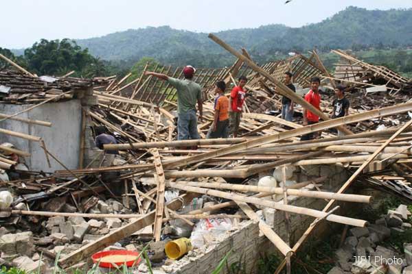 Panwaslu Lampung Tengah Bingung dengan Barang Bukti Sembako