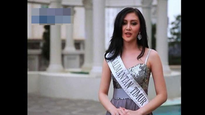 Mantan finalis Miss Indonesia Puty Revita | ist