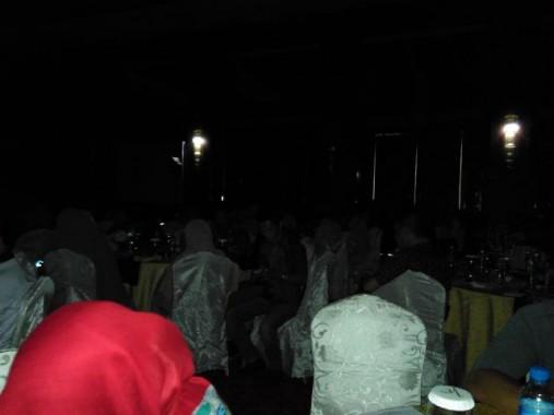 Asyik Nunggu Hasil Quick Count di Hotel Horison, Tiba-Tiba Lampu Padam