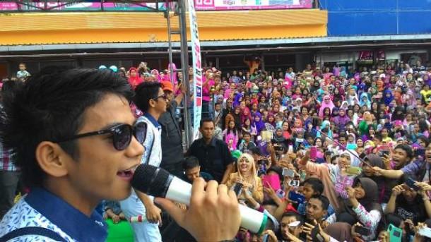 Rizki-Ridho Berharap Bisa ke Lampung Lagi