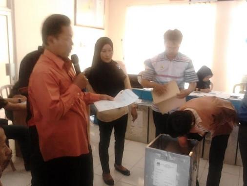 Hitung Manual Hasil Pilkada Bandar Lampung, Empat Kecamatan Belum Serahkan Pleno