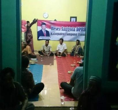 Fraksi PKS DPRD Lampung Timur Janji Kawal Masalah Pupuk