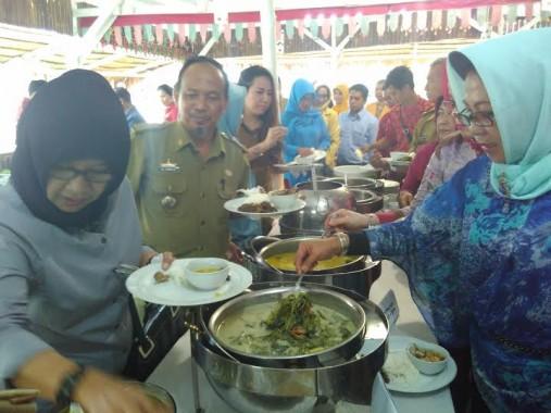 Nikmatnya Kuliner Khas Lampung Pesisir di Restoran Cikwo