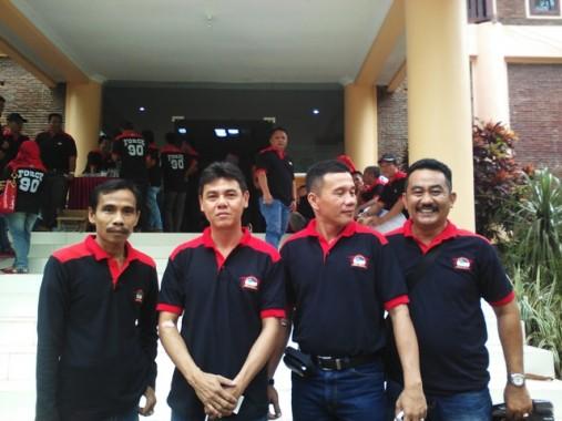 Alumni SMAN 1 Telukbetung Angkatan ke-87 Gelar Reuni Perak di Lembah Hijau