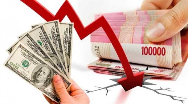 Dolar Amerika Menguat, Rupiah Kembali Tertekan