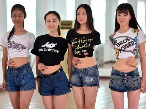 Tren Selfie Aneh Wanita di Cina untuk Membuktikan Kebugaran Tubuh