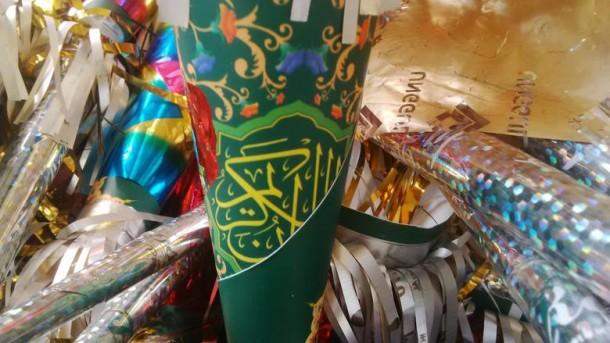 Terompet dari Sampul Alquran Gegerkan Warga Jawa Tengah