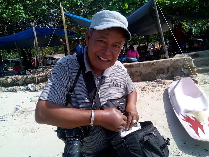 Samsul di Lampung, Tukang Foto Naik Haji