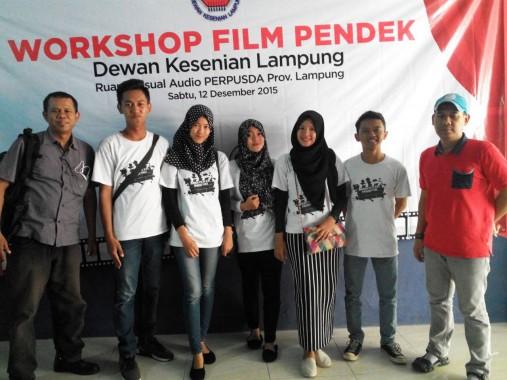 Workshop Film Pendek, Rumah Film KPI IAIN Raden Intan Dipuji