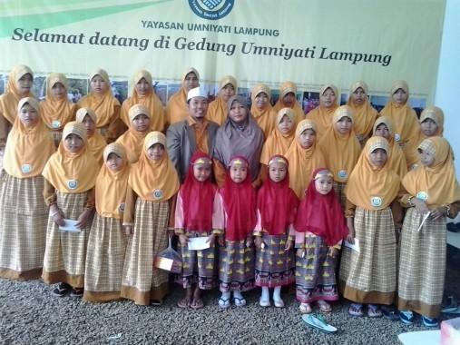 Mau Paham Bahasa Alquran, Belajar di Umniyati Lampung Saja