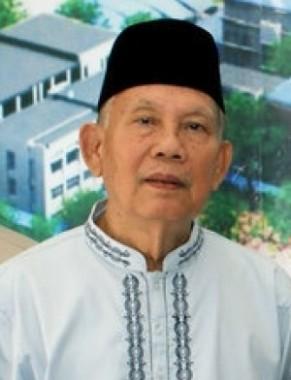 Inilah Daftar Riwayat Hidup Almarhum Alfian Husin Pendiri IBI Darmajaya Lampung
