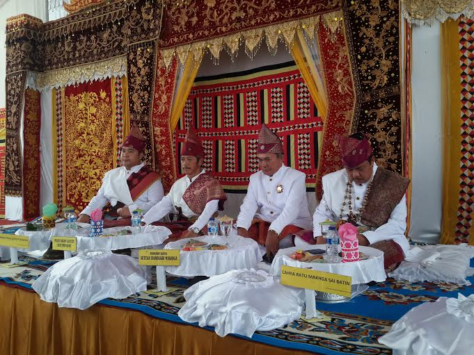 Mengintip Potensi Budaya Lampung Sai Batin di Pardasuka Pringsewu