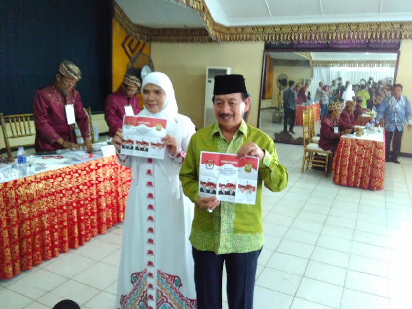 Pilkada Bandar Lampung 2015, Tobroni Harun Hakulyakin Menang
