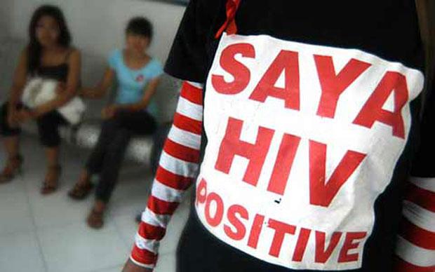 Penderita HIV/AIDS Terus Meningkat Tiap Tahun