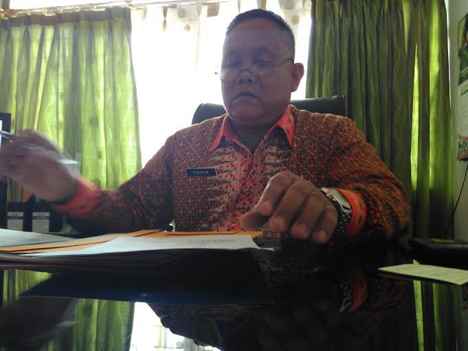 Kepala BKSDA Lampung, Subakir. | Andi/Jejamo.com