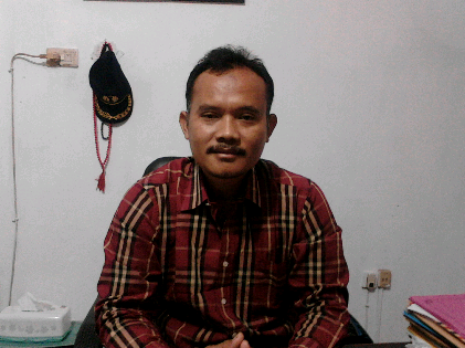 Kepala Perum Damri Lampung, Yulianto. | Sugiono/Jejamo.com