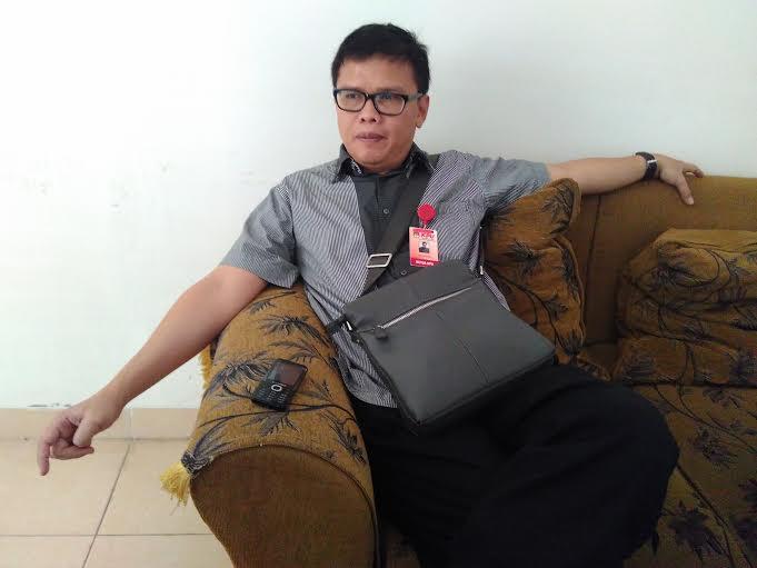 Ketua KPU Bandar Lampung Fauzi Heri. | Andi/Jejamo.com