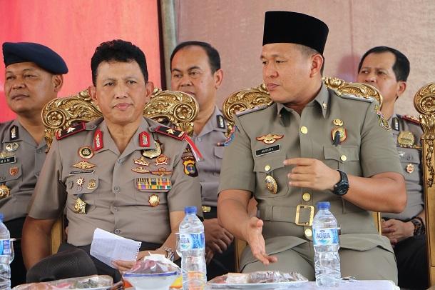 Masa Tenang Pilkada, Mustafa Ajak Warga Lampung Tengah Menahan Diri