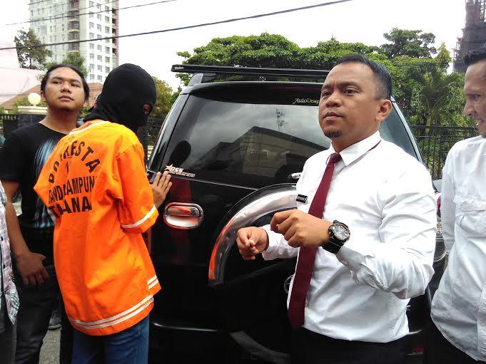 Tekab 308 Polres Lampung Tengah 'Panen' Tersangka C3