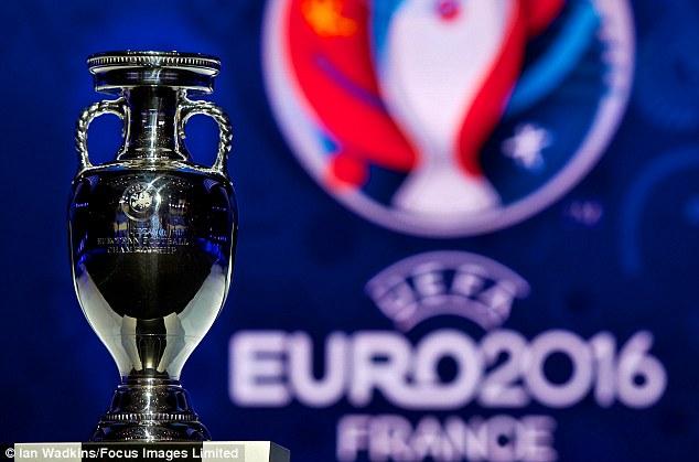 Inilah Hasil Drawing Grup Piala Eropa 2016 di Paris
