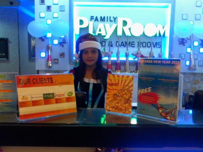 Family Playroom lantai III Bandar Lampung. | Sigit/Jejamo.com