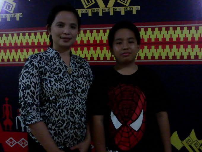 Isna Adianti, owner Resto Cikwo Bandar Lampung. | Sigit/Jejamo.com