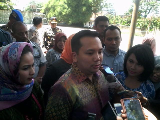 Perguruan Tri Sukses Natar Lampung Selatan Bagi Rapor Serentak