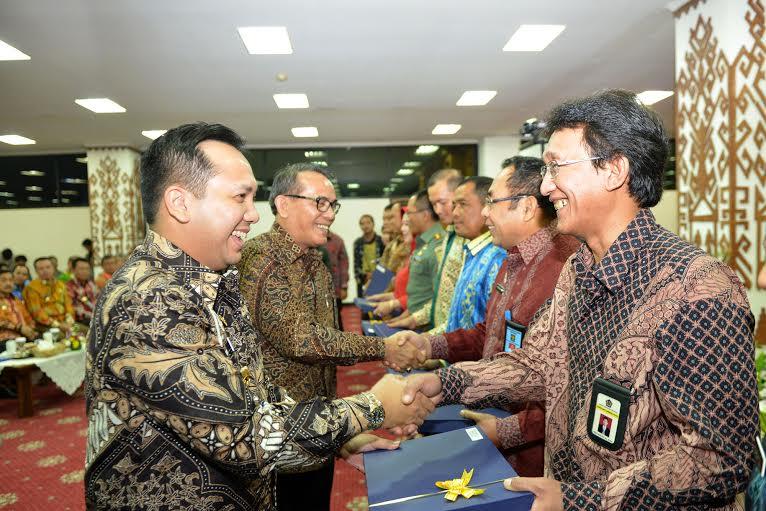 Ridho Harap Kenaikan Fiskal Lampung Dibarengi Pembangunan
