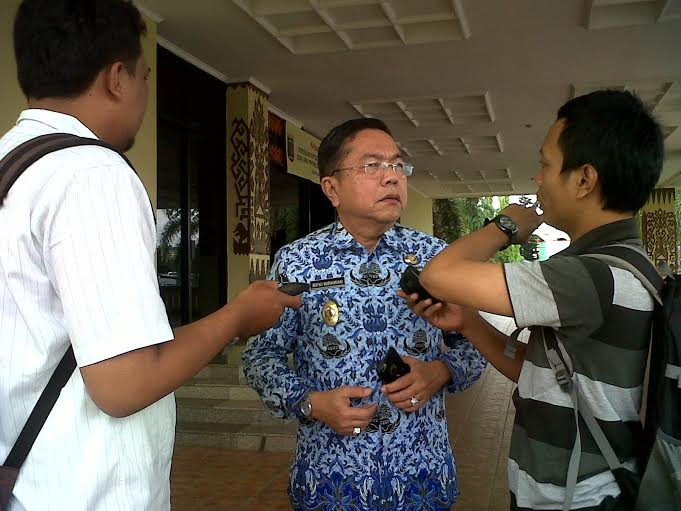 Asisten 1 Bidang Pemerintahan Rifki Wirawan. Widya/Jejamo.com