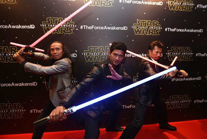 Fantastis! Penjualan Tiket Star Wars VII Lampaui Harry Potter