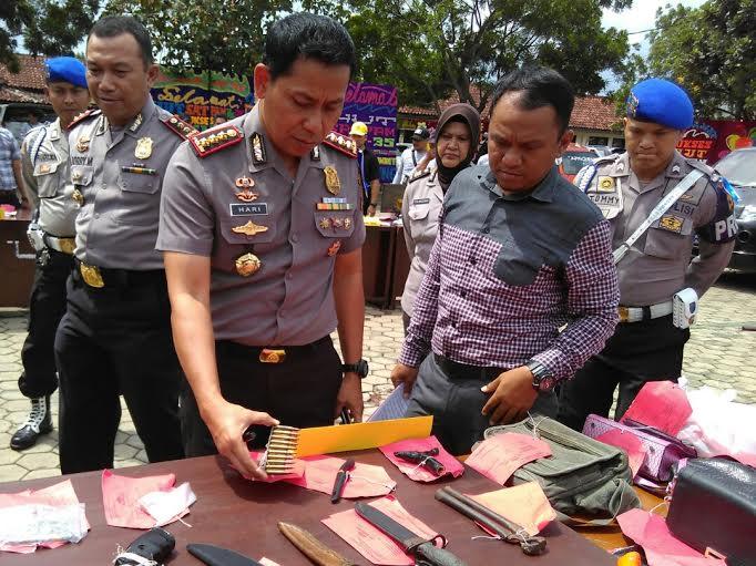 Meski Kalah, Yunus-Ahmad Apresiasi Pelaksanaan Pilkada Bandar Lampung