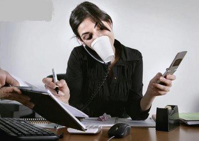 Hati-hati, Workaholic Rentan Terserang Stroke