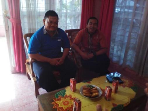 Kepala Cabang IZI Lampung Agus Rin Wirawan: Orang Tahu Saya dari Jejamo.com