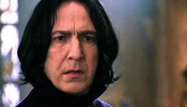 Aktor Alan Rickaman Pemeran Profesor Snape Meninggal Dunia