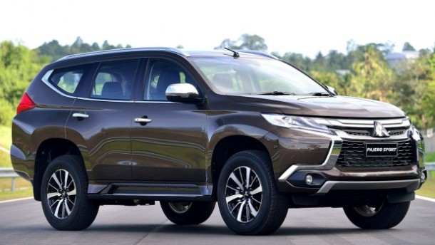 All New Pajero Sport 2016
