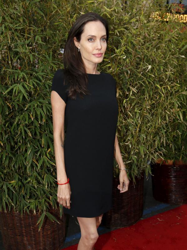 Tubuh Kian Kurus, Angelina Jolie Disebut Seperti Tengkorak Hidup