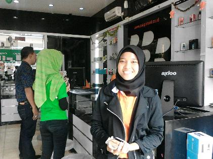 Smarthphone Samsung Masih jadi Primadona Warga Lampung