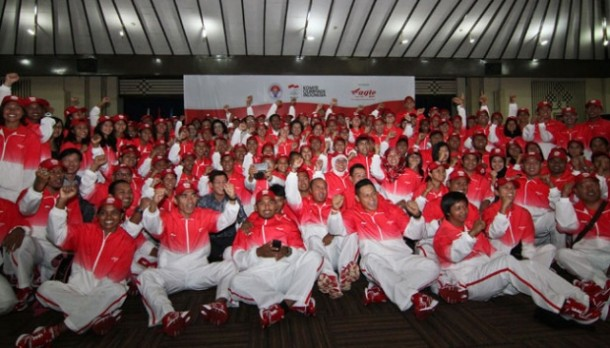Atlet Indonesia