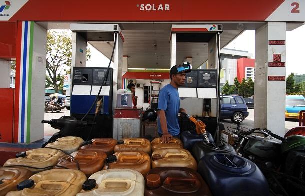 Kualitas Lebih Buruk, Harga Solar Indonesia Lebih Mahal dari Malaysia