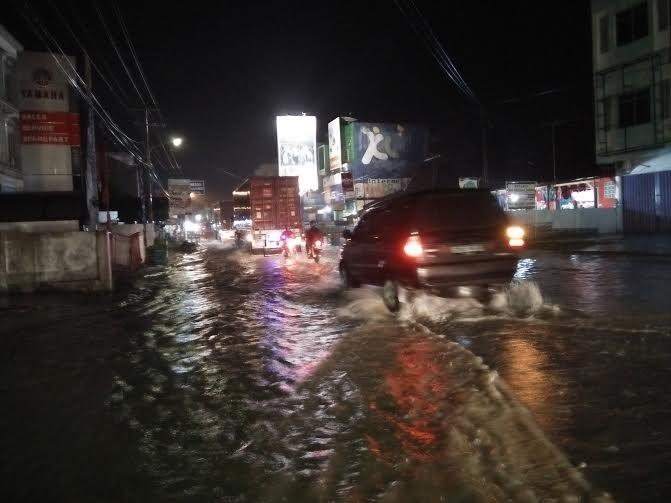 Tips Menghindari Banjir dari BPBD Pringsewu
