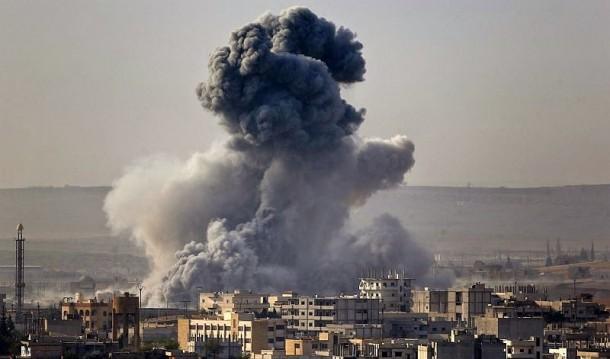 Militer Amerika Klaim Hancurkan Gudang Uang ISIS