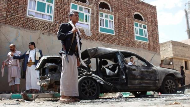 ISIS Mengaku Bertanggung Jawab Terhadap Serangan Bom di Istana Presiden Yaman